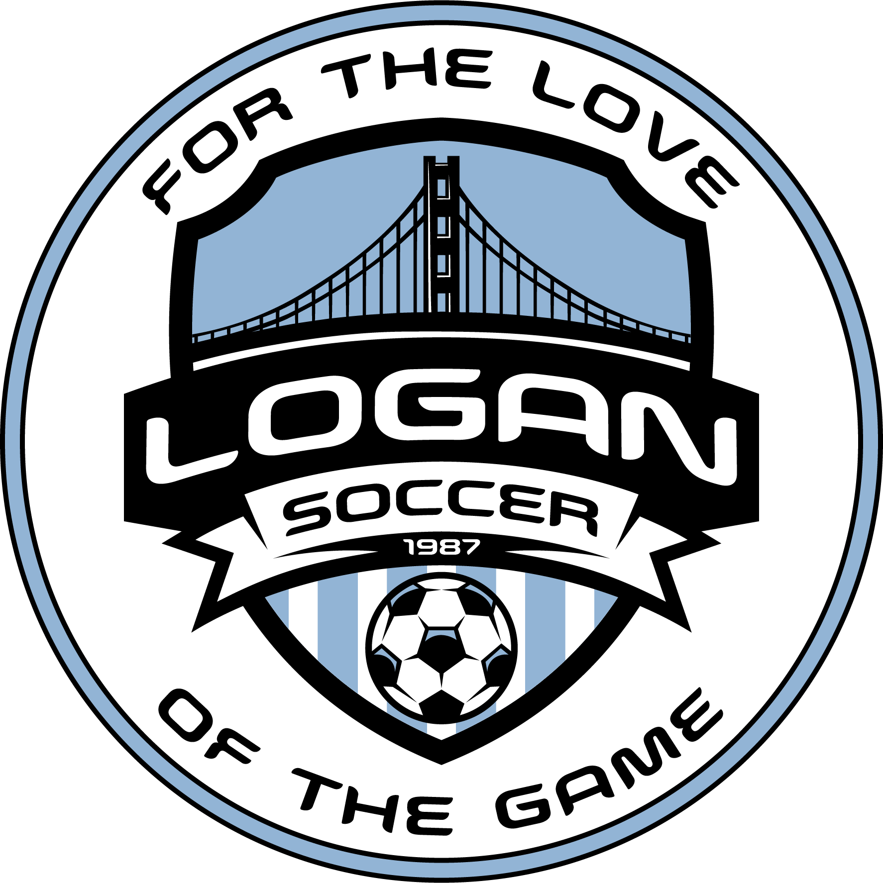 Logan Soccer Club - For the Love of the Game